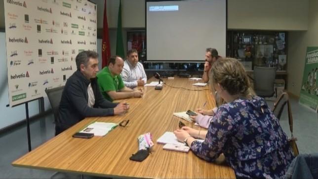 Helvetia Anaitasuna anunció las novedades en su plantel cara a la próxima campaña NATV