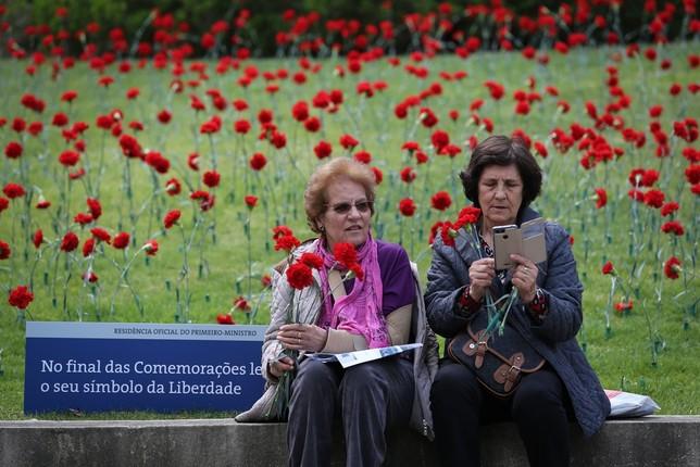 Portugal, 45 abriles y muchos motivos para luchar ANTONIO COTRIM
