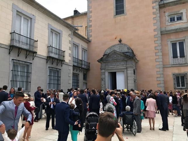 El candidato Pablo Pérez se casa el día de reflexión