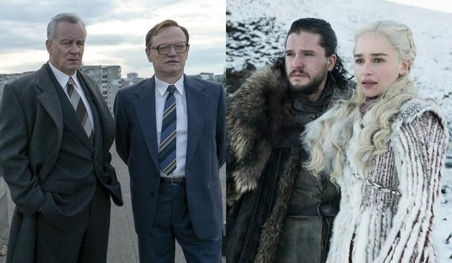 'Chernobyl' desbanca a 'Juego de Tronos' como la mejor serie HBO