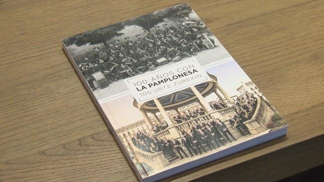 El centenario de La Pamplonesa, plasmado en un libro