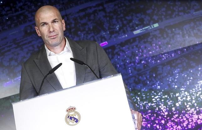 Vuelve Zidane SUSANA VERA