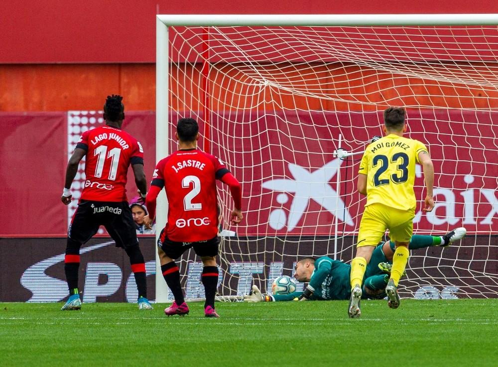 El Villarreal no puede con la magia de Kubo