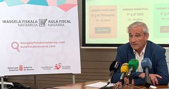 En marcha una web para apoyar la responsabilidad tributaria Gobierno de Navarra