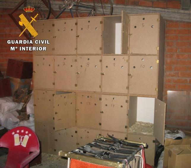 Trece detenidos en una pelea de gallos en Tordesillas