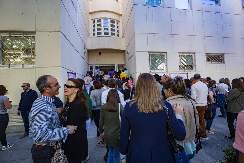 Más de 3.000 aspirantes para 176 plazas en la Junta