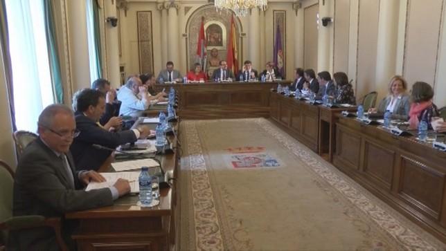 PP, PPSO y Cs podrían aliarse en la Diputación de Soria