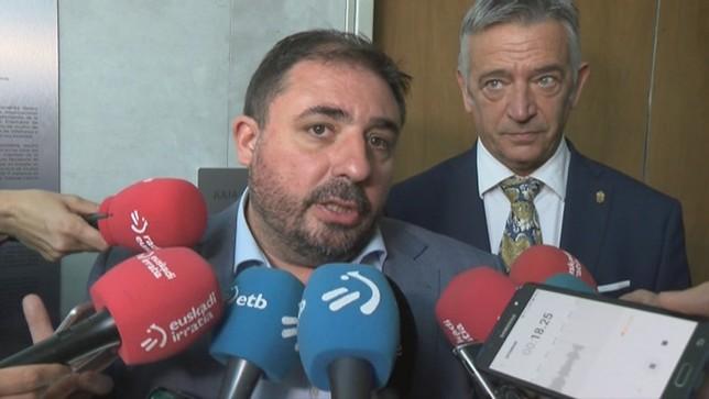 Unai Hualde, nuevo Presidente del Parlamento de Navarra