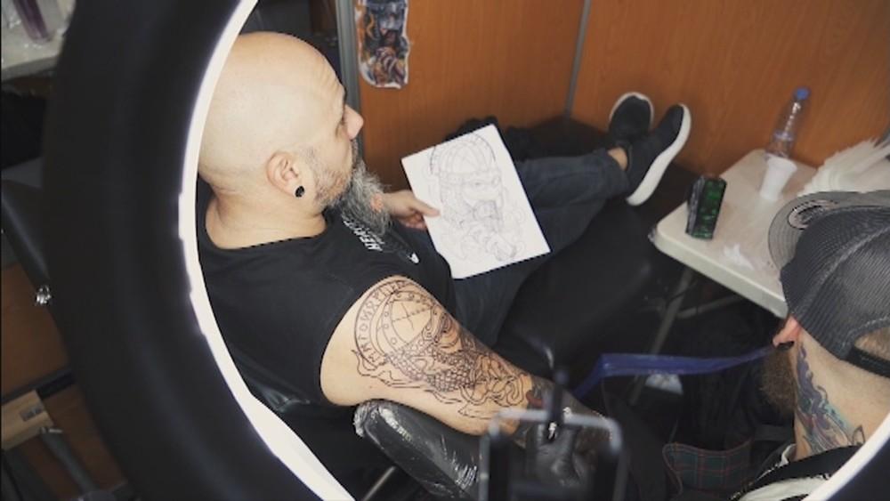 Pamplona, epicentro internacional de los tatuajes