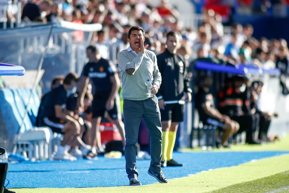 El Leganés firma su primer triunfo y frena al Mallorca