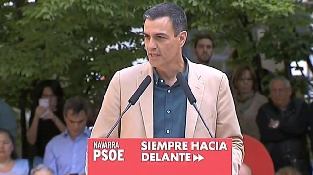 [DIRECTO] Sánchez, en Pamplona,con los socialistas navarros