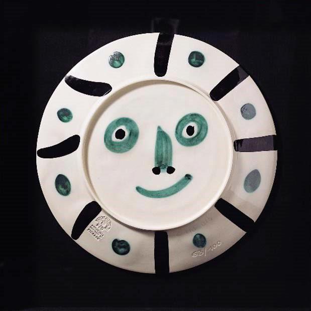 Las Francesas acoge una selección de cerámicas de Picasso