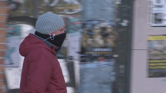 Navarra despierta con hasta 6 grados bajo cero