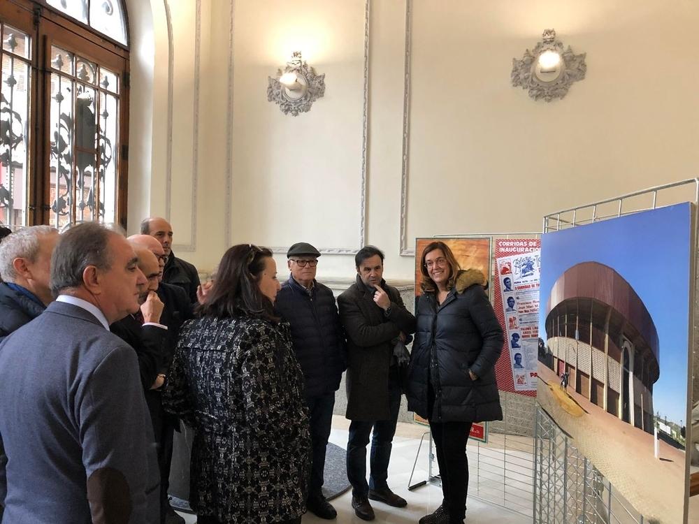 Los carteles taurinos de San Antolín, en la Diputación