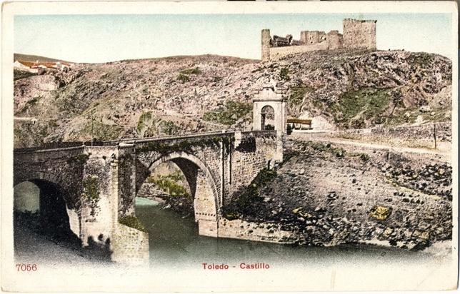 Toledo visto por los inventores del fotocromo