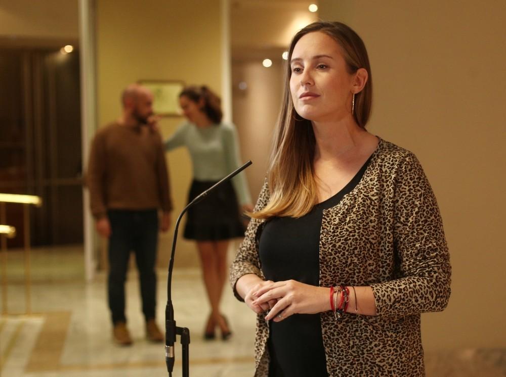 """[C's] Melisa Rodríguez: """"C's somos los que más estamos trabajando para todos los españoles"""" 59702A9C-F85E-AD92-82B291AFB295AC7A"""