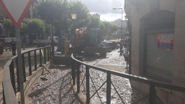 Calles de Tafalla NATV