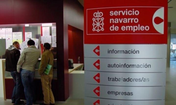 El paro sube un 4,67% y deja a Navarra con 31.858 parados