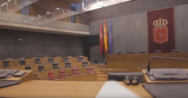 No sale candidato de la primera votación del Parlamento Archivo NATV