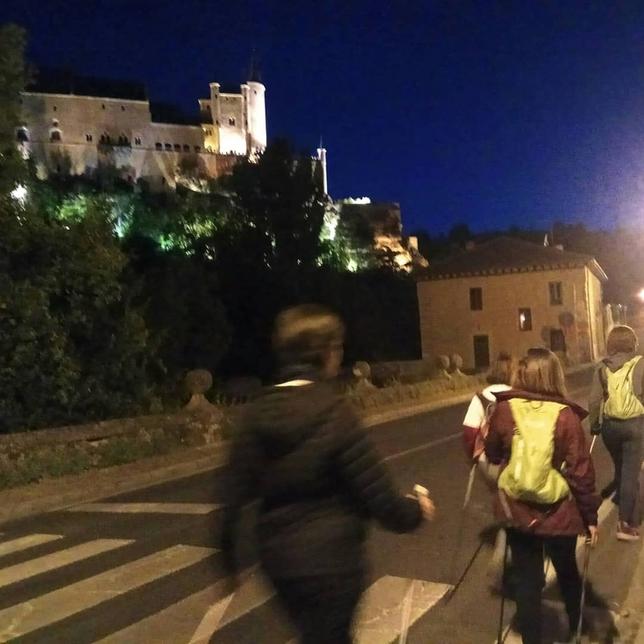 Nordic Walking por el camino de San Frutos