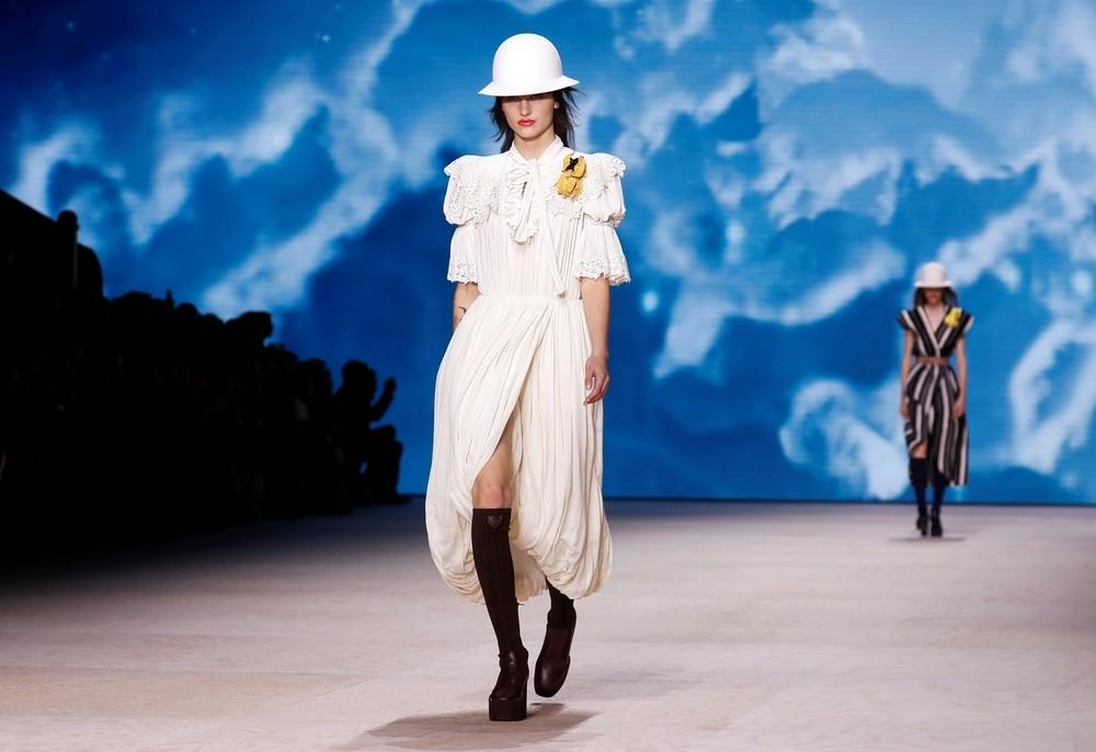 Louis Vuitton y Lacoste regresan a sus orígenes en París