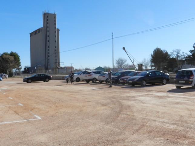 Tarancón estrena nuevo aparcamiento gratuito con 67 plazas