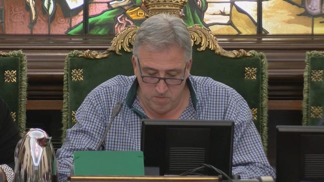 Pamplona sin presupuestos: Asiron y Aranzadi se explican hoy