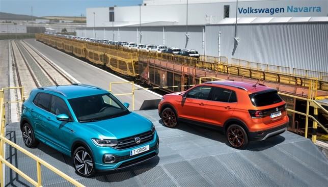 VW Navarra convoca al comité para hablar del tercer modelo Europa Press