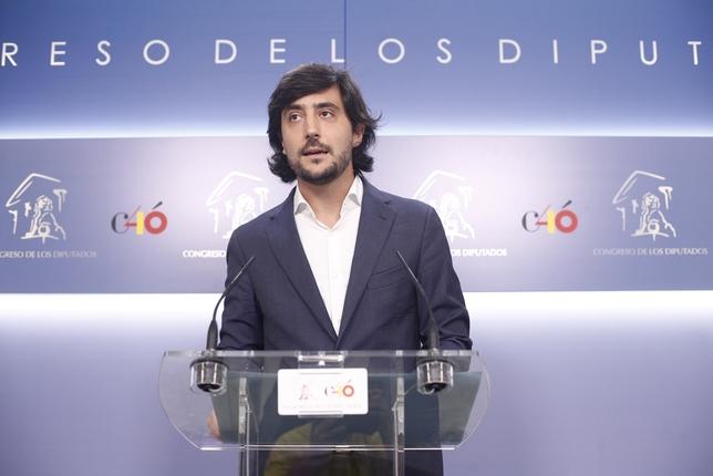 Toni Roldán deja Cs por el viraje del partido a la derecha Eduardo Parra