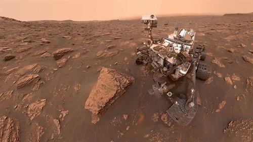 'Curiosity' detecta niveles inusualmente altos de metano