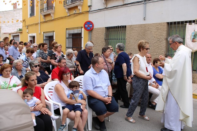 El barrio de San Juan de Tarancón está de fiesta