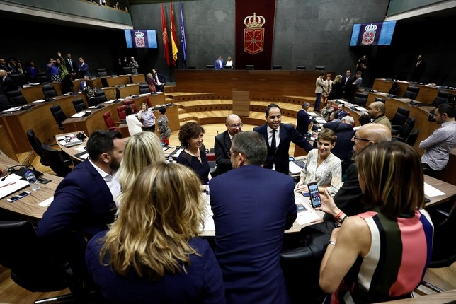 PSN defiende que su objetivo sigue siendo gobernar Navarra