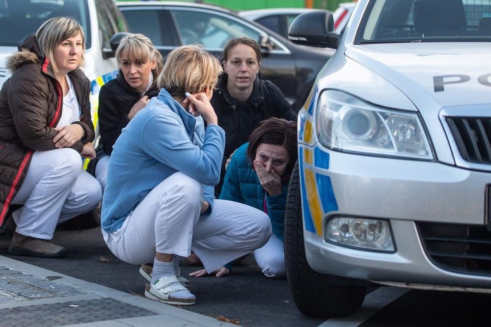 Se suicida el presuntoautor del tiroteo en el hospital checo