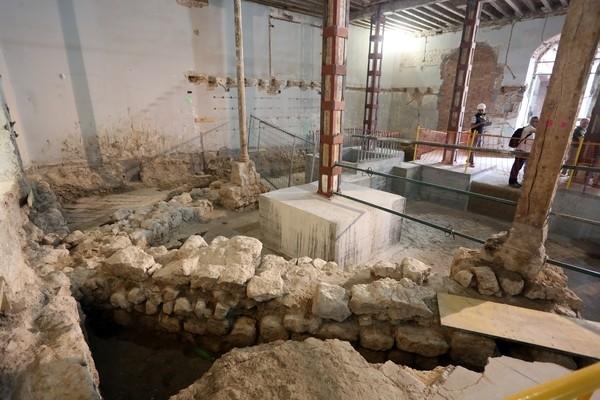 Salen a la luz restos de una mezquita mudéjar en Valladolid