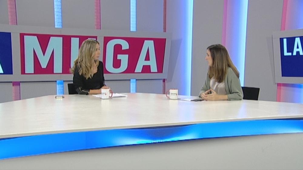 Ione Belarra en Navarra TV: