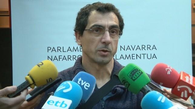 """Orain Bai responde a Aznárez y ya le llama """"expresidenta"""""""