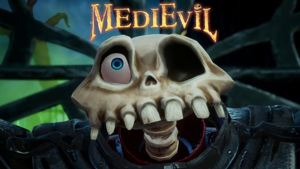 'Medievil Remake'