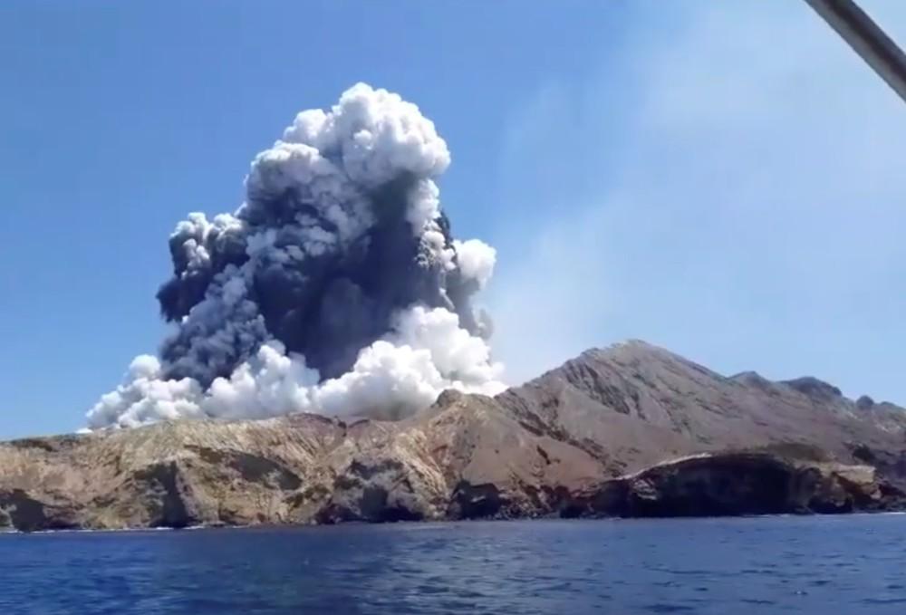Nueva Zelanda investiga las 14 posibles muertes por el volcán