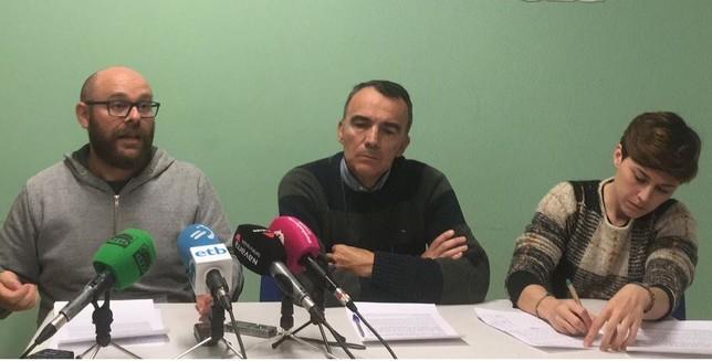 Aranzadi: No hay cuentas por culpa del equipo de gobierno