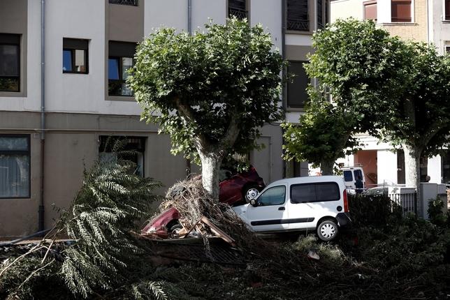 Tafalla pedirá la declaración de zona catastrófica