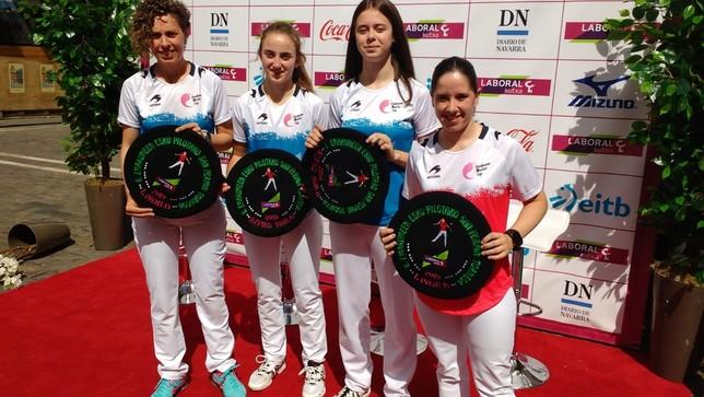 El Labrit acogerá la final del II torneo San Fermín femenino