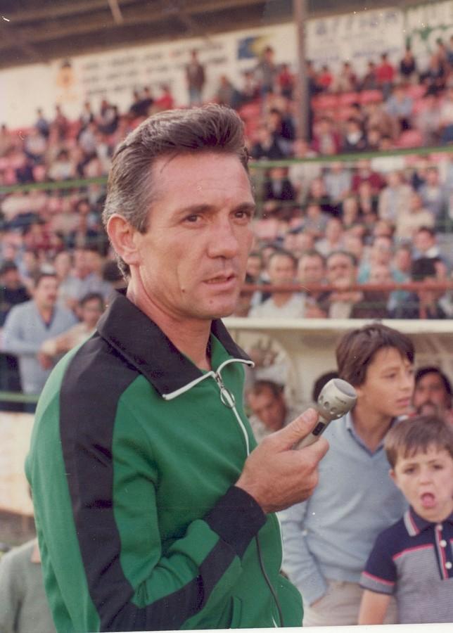 Fallece el técnico del último ascenso a Segunda