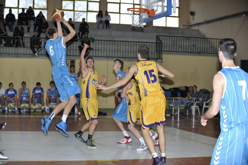 De Arroyo o Pedrajas a la ACB y la NBA