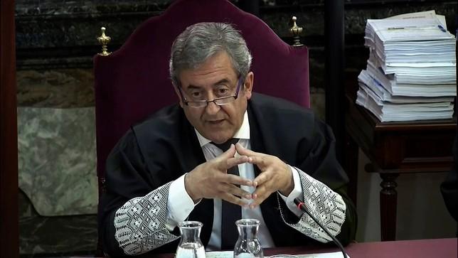 El fiscal define al procés como un golpe de Estado violento