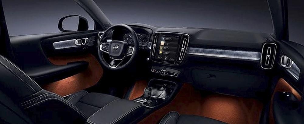 Llega el XC40 Recharge, el primer eléctrico de Volvo