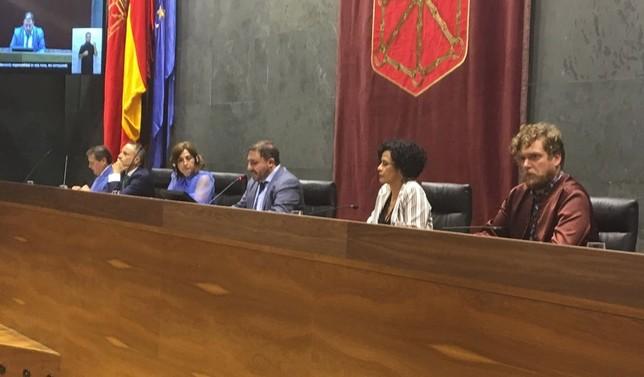 Satisfacción en Podemos con la el reparto de la Mesa