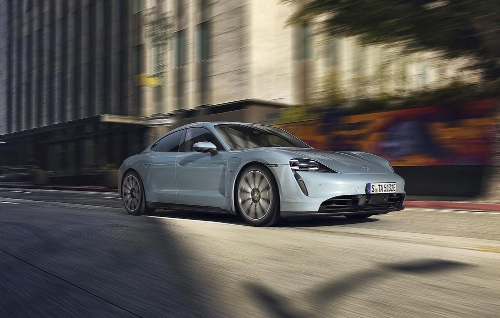 Llega a España el Taycan 4S, de la mano de Porsche