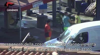 334 detenciones en una operación contra la mafia italiana