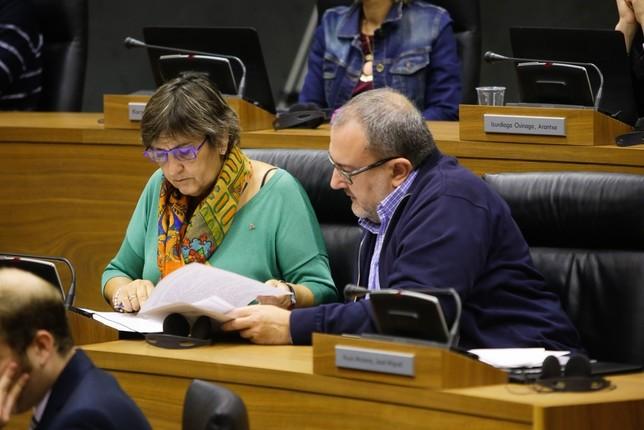 Izquierda Unida confirma su 'no' a Podemos en Navarra