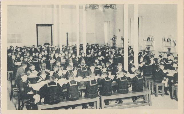 Postales del Colegio de Huérfanos de la Infantería